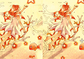 Spot the difference : Mangas