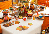 Objets de thanksgiving